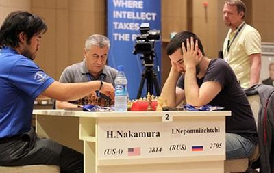 Шахматы: Иванчук проиграл россиянину
