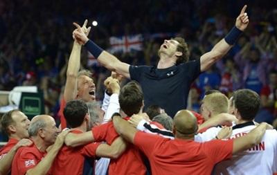 Великобритания впервые с 1936 года завоевала Кубок Дэвиса