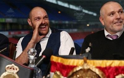 Тренер Тайсона Фьюри: Владимир Кличко все еще великий чемпион