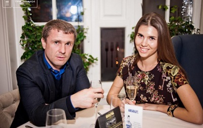 Сергей Ребров втайне женился во второй раз - СМИ