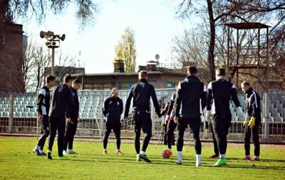 Заря проведет матч с Динамо