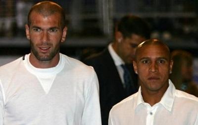 Роберто Карлос: Зидан будет в Реале скорее учителем, нежели тренеров