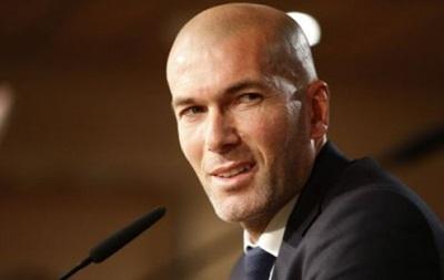 Стала известна зарплата Зидана в Реале
