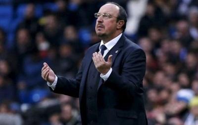 Реал выплатит Бенитесу почти 10 млн евро