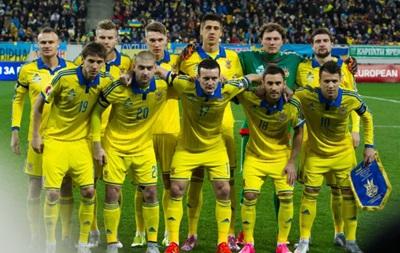 Сборная Украины проведет товарищескую встречу с Румынией