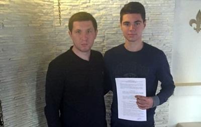 Бывший игрок Металлурга переходит в киевское Динамо