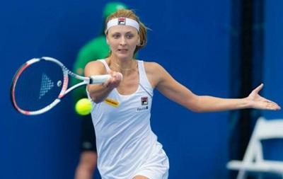 Украинка Заневская впервые в карьере пробилась в основу Australian Open