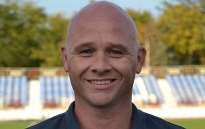 Днепродзержинскую Сталь возглавит тренер из Голландии