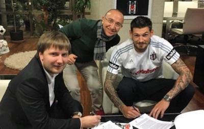Бойко поблагодарил своего агента за переход в Бешикташ