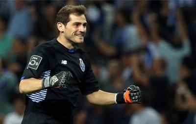 Порту расстанется с Касильясом по окончании сезона
