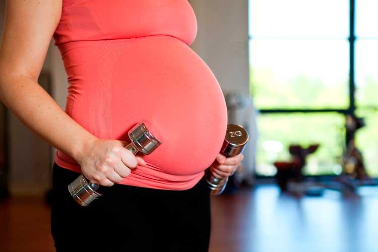 Спорт для беременным