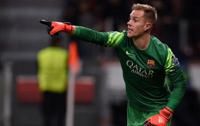 Барселона готова расстаться со своим голкипером