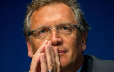 Вальке уволен с поста генерального секретаря ФИФА