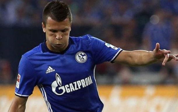Коноплянка - один из худших игроков матча Гамбург-Шальке