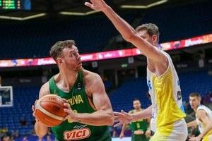 Игрока сборной Литвы обокрали в отеле после матча с Украиной