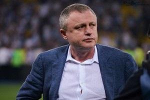 Суркис: Хацкевич сказал Хачериди выходить, а тот за две минуты даже бутсы на надел