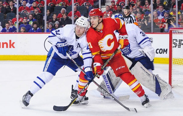 НХЛ: Эдмонтон одержал волевую победу над Баффало, Торонто разгромил Калгари