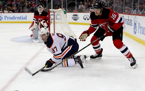 НХЛ: Эдмонтон уступил Нью-Джерси, Ванкувер сильнее Рейнджерс
