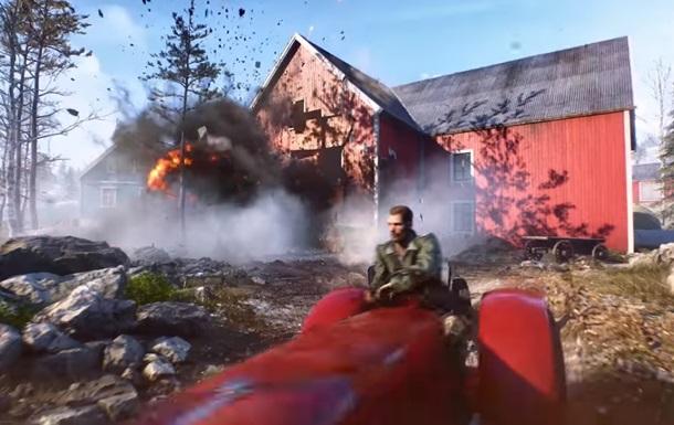 Battlefield V: видео