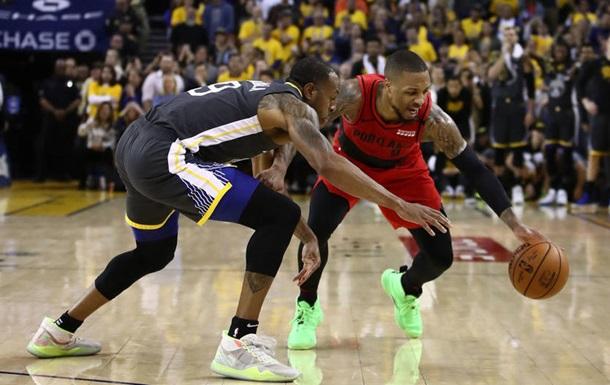 Плей-офф НБА: Голден Стэйт увеличил преимущество в серии с Портлендом