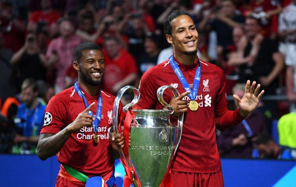 УЕФА назвал символическую сборную Лиги чемпионов