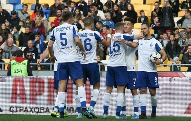 Лугано - Динамо: стали известны судьи матча Лиги Европы