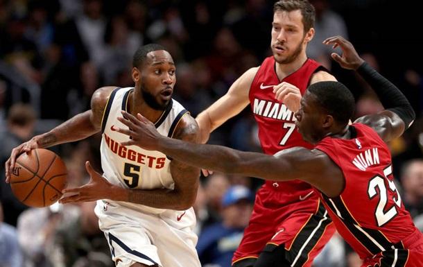 НБА: Лейкерс сильнее Чикаго, Денвер обыграл Майами